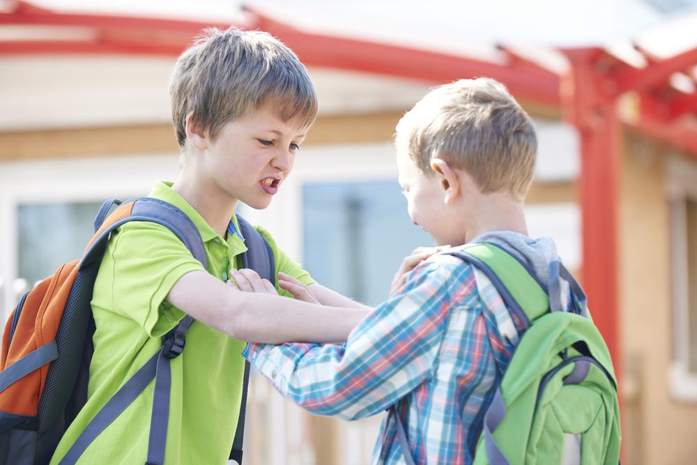 Copilul agresor in bullying